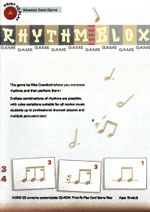 rhythm blox game