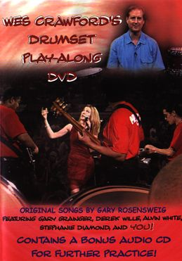 Drumset Play-along DVD
